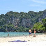 Западный пляж Railay west